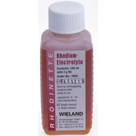 Rhodium na pero biele 100 ml 2 gr Rh