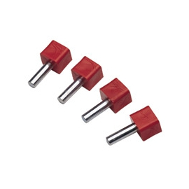 Super Pins, 6,3 mm, 4 kusy