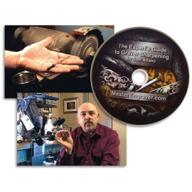 GRS DVD The Expert's Guide to Graver Sharpening
