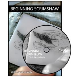 GRS DVD Beginning Scrimshaw
