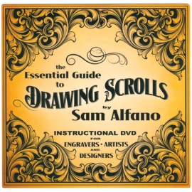 GRS DVD The Essential Guide to Drawing Scrolls