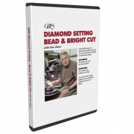 DVD Diamond Setting Bead & Bright Cut