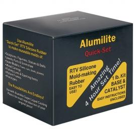 Sada aluminito-silikonové gumy RTV