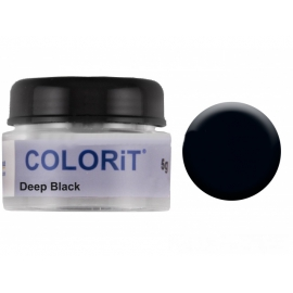 COLORIT Deep Black 5g