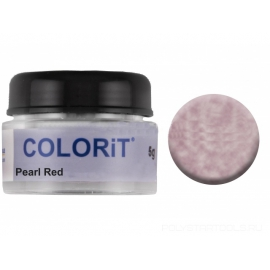 COLORIT Pearl Red 5 g