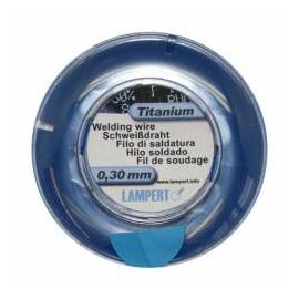 Zvárací drôt, Ti, 100 cm, pr.0,30 mm, Titan