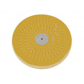 Leštiaci kotúč plátený USA 125x15 mm