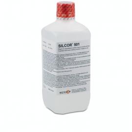 Striebriaca kvapalina - kúpeľ SILCOR 501